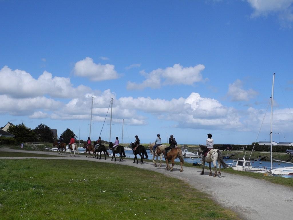 centre equestre quineville